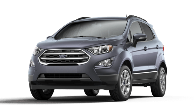 New 2020 Ford EcoSport SE SUV Dandridge, TN
